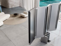 C SEED unveils a foldable luxury TV
