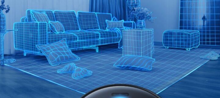 Dreame Robot Vacuum Cleaner is one intelligent cleaner
