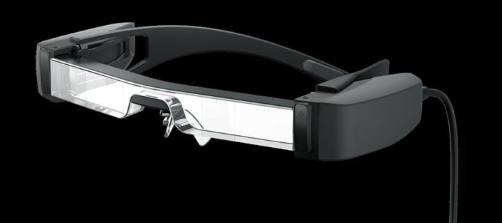 Epson Moverio wants to be your next AR glasses