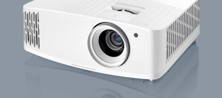 Optoma projectors can replace your gaming monitors and TV