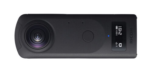 Elevate your video and photo taking with Ricoh Theta Z1