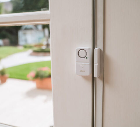 SABRE security devices secure your home without wiring anything